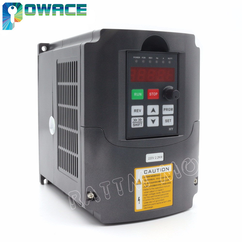small resolution of  ru stock 2 2kw er20 220v air cooled spindle motor 2 2kw 220v inverter vfd 80mm clamp full er20 collet set 14pcs in machine tool spindle from tools on
