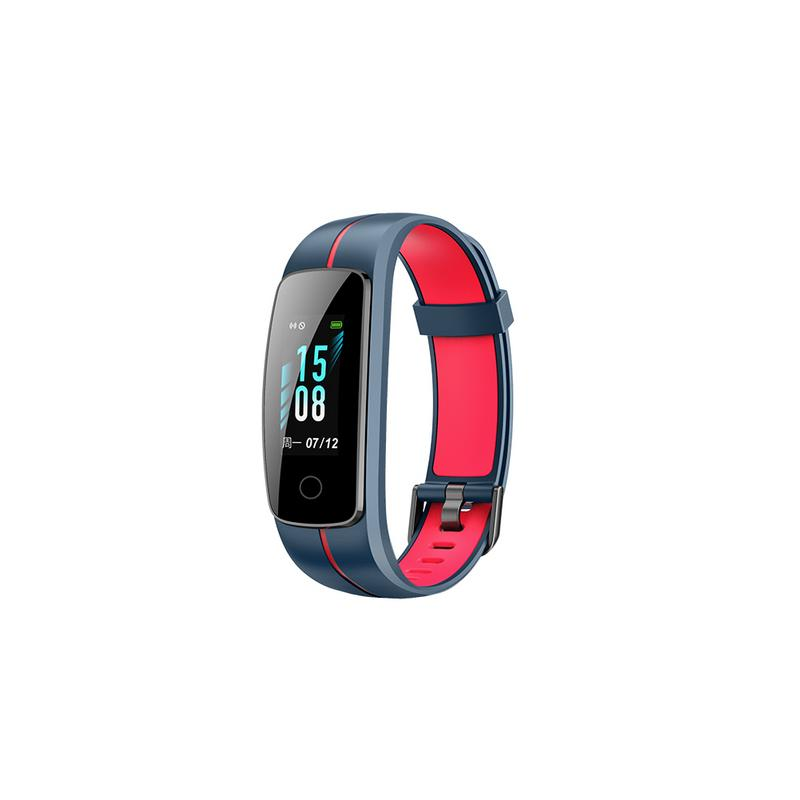 Smart Bracelet ID107C Two-color Strap for Veryfit Pro Fitness bracelet  Tracker podometre Band sport tester watch pk for mi band2