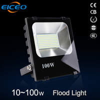 (EICEO) New LED Flood Light Outdoor Lighting Reflector Lights Projector Spotlight Lamp Project Lamps Advertising Projection PF