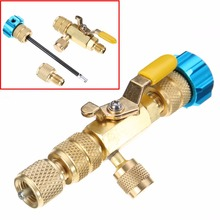 1/4″ Air Conditioning Valve Core Quick Remover 19BV-CV R22 R410A Installer Tool 11cm Length