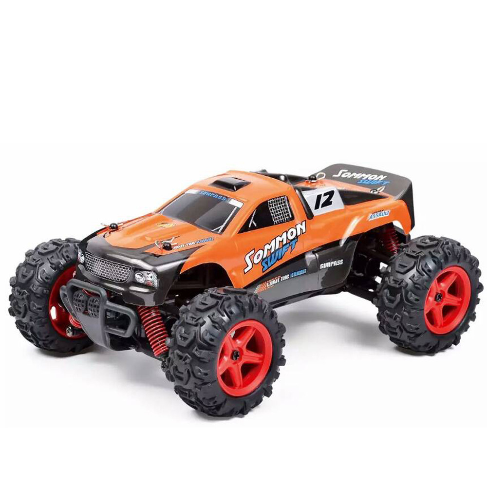 A remote control electric toy car  RC Car  SUBOTECH 25MPH 40km/h High Speed 1:24 Scale Off Road   5.16A remote control electric toy car  RC Car  SUBOTECH 25MPH 40km/h High Speed 1:24 Scale Off Road   5.16