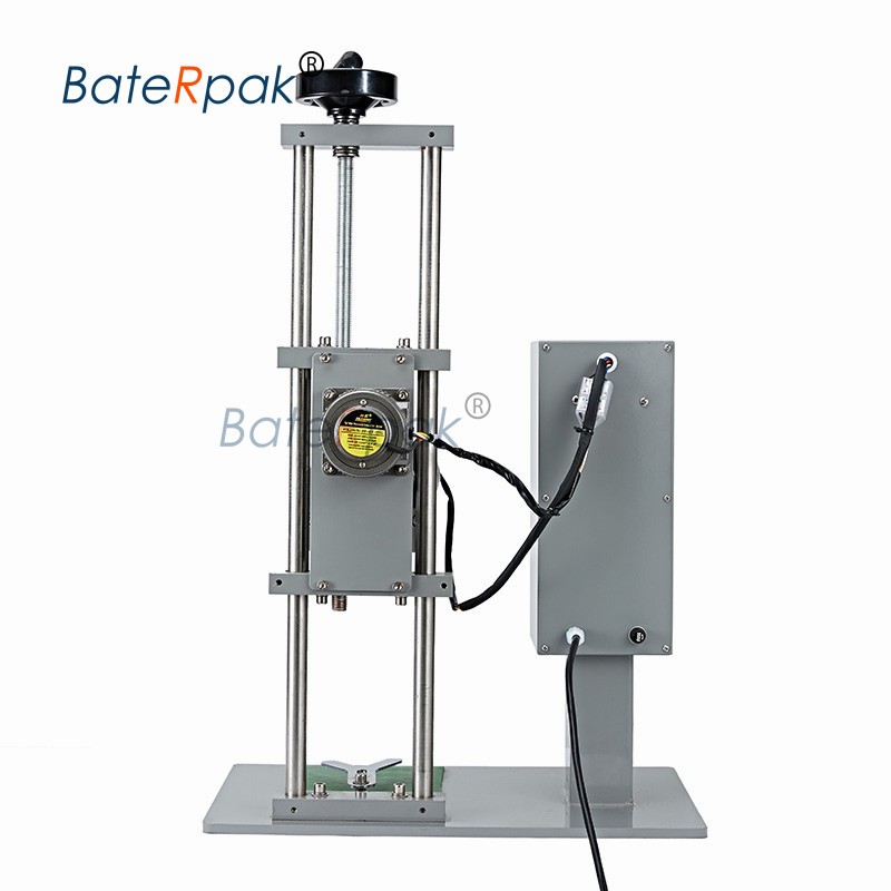 DDX-450 BateRpak electric desktop capping machine,Water bottle,round capping machine,bottle lid locking machine,220V optional