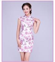 2016 Spring Chinese Women S Satin Cheongsam Qipao Evening Dress Chinese Oriental Dresses Traditional Velvet Chinese