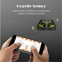 High quality wifi camera drone toys M8 Mini 2.4Ghz small kit Micro RC Remote control Grid fram quadcopter pocket drone for kids
