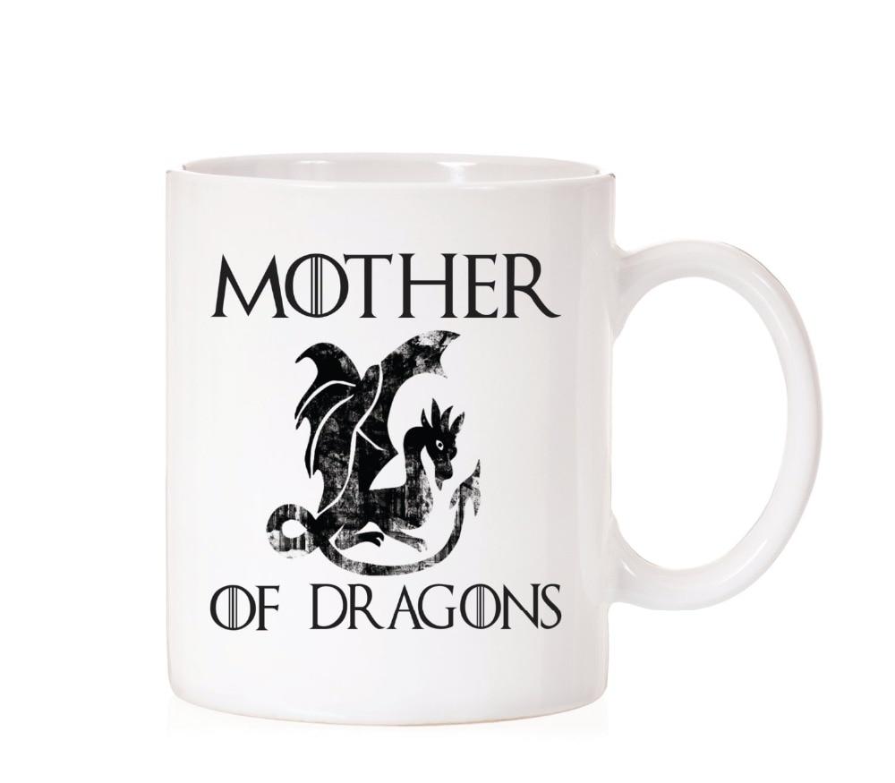 Game Of Thrones Danerys Targaryen Khaleesi coffee mugs home decal wine mugen whiskey beer ceramic mug