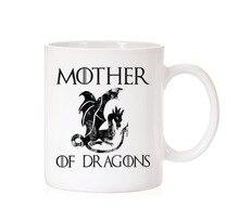 Game Of Thrones Danerys Targaryen Khaleesi kaffeetassen abziehbild wein mugen whisky bier keramik becher