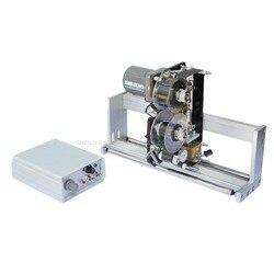 Kolorowa wstążka drukarka na gorąco drukarka wstęgowa do pakowania