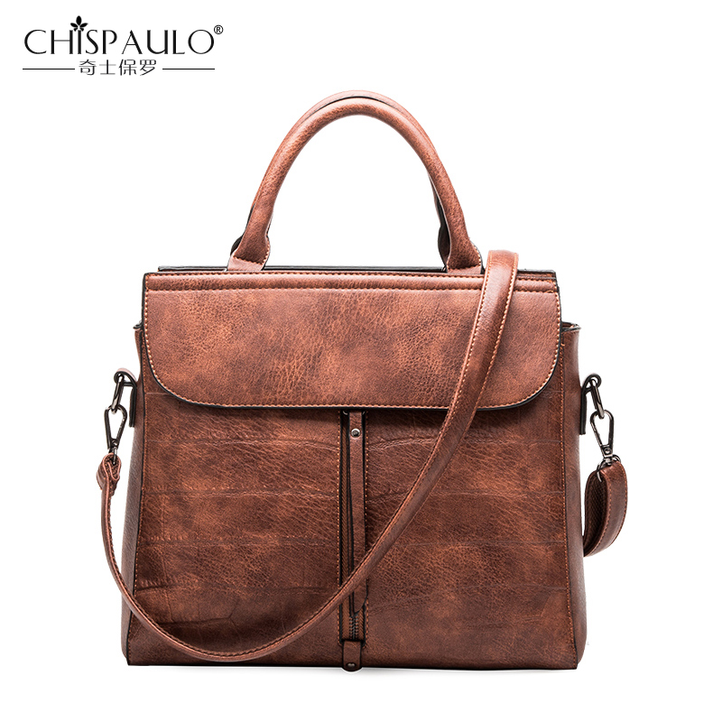 2017 Women Shoulder Bags Famous Brand luxury handbags women bags designer High Quality Classic Embossed Leather Ladies bag