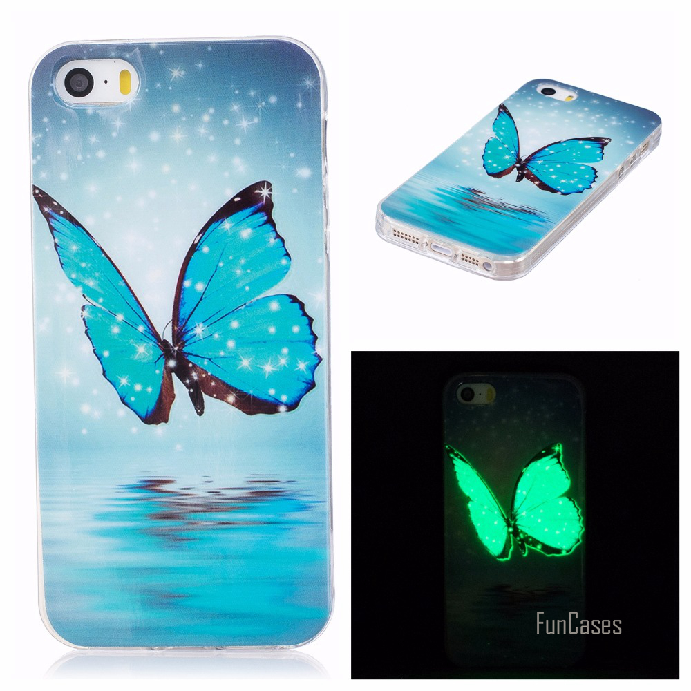 Case sFor coque iPhone 5s Case Cover Silicone Fitted Case For coque fundas iPhone 5s 5