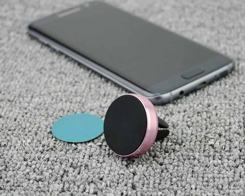 Xiaomi titular de teléfono en Xiaomi Pocophone F1 para Huawei GPS del coche de montaje de ventilación de aire imán soporte del teléfono celular soporte para iPhone 7 Samsung