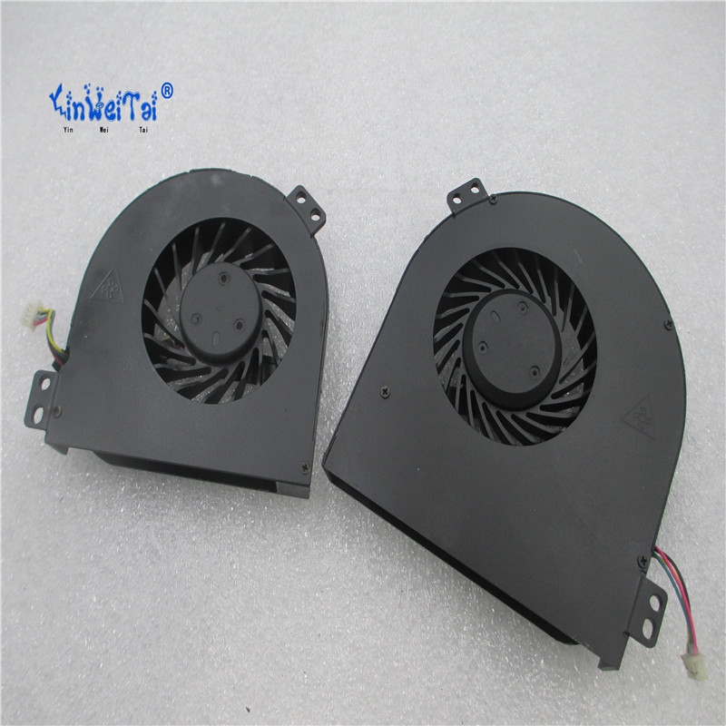 CPU & GPU cooling fan cooler for DELL m4800 0WGVF 00WGVF 02K3K7 2K3K7 BATA0815R5H PN02 DC28000DDVL BATA0715R5M DC28000DEVL 4pin mgt8012yr w20 graphics card fan vga cooler for xfx gts250 gs 250x ydf5 gts260 video card cooling