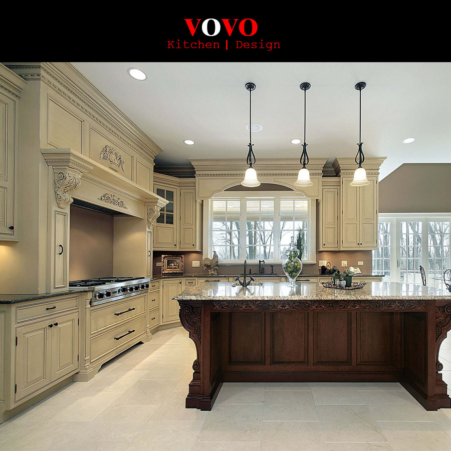 Kitchen Cabinet Supplier In: Aliexpress.com : Buy Solid Wood Rustic Kitchen Cabinets