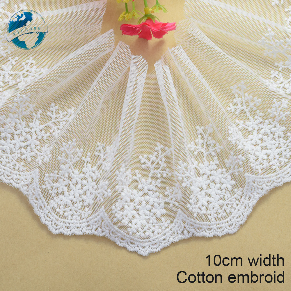 Aliexpress buy cm width white embroid sewing