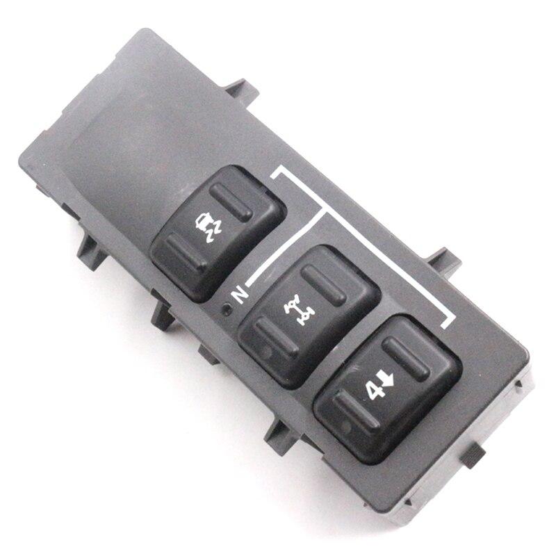 新しい高品質車トランスファーケースセレクタダッシュスイッチ用gmcシボレーキャデラック15164518カーアクセサリー - Autoparts-Professional Store