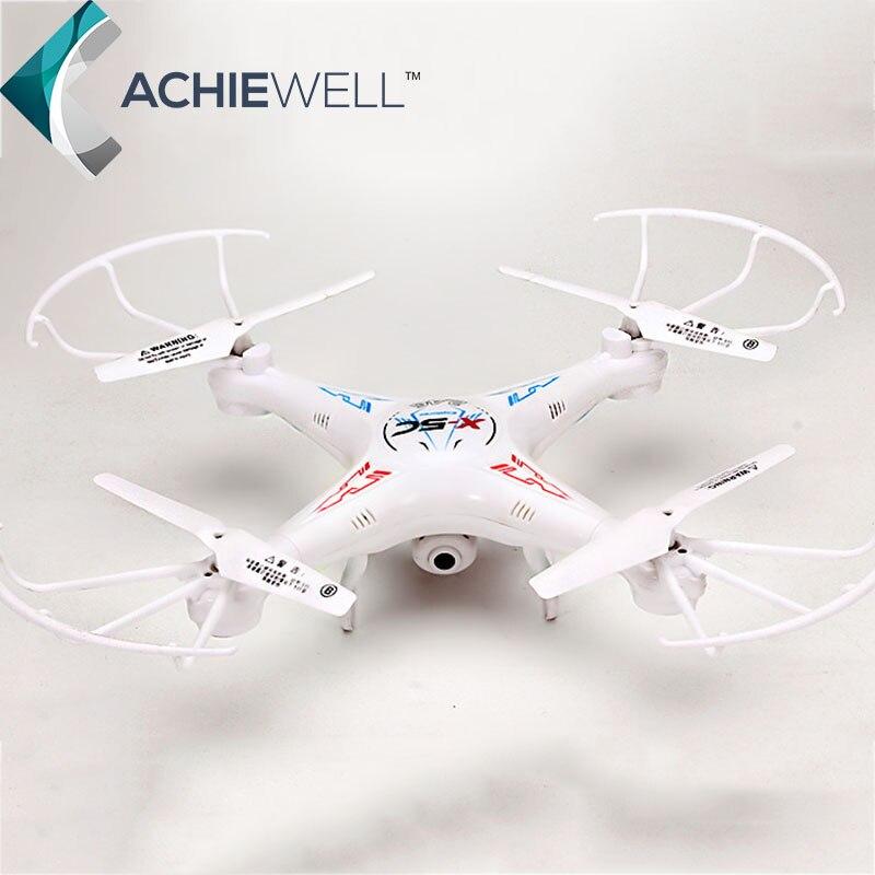 Marca X5C Drone Sin Cámara de 6 Canales 2.4G Control Remoto Grande Luz RC Drone