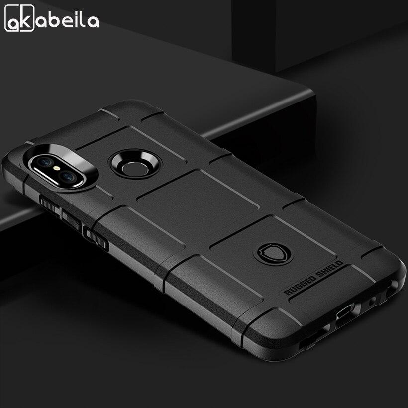 AKABEILA Telefon Fall Abdeckung Für Xiaomi Redmi Hinweis 5 Pro Fall Für Xiaomi Redmi Hinweis 5 AI Dual Kamera 5,99 zoll Anti-herbst Shell Taschen