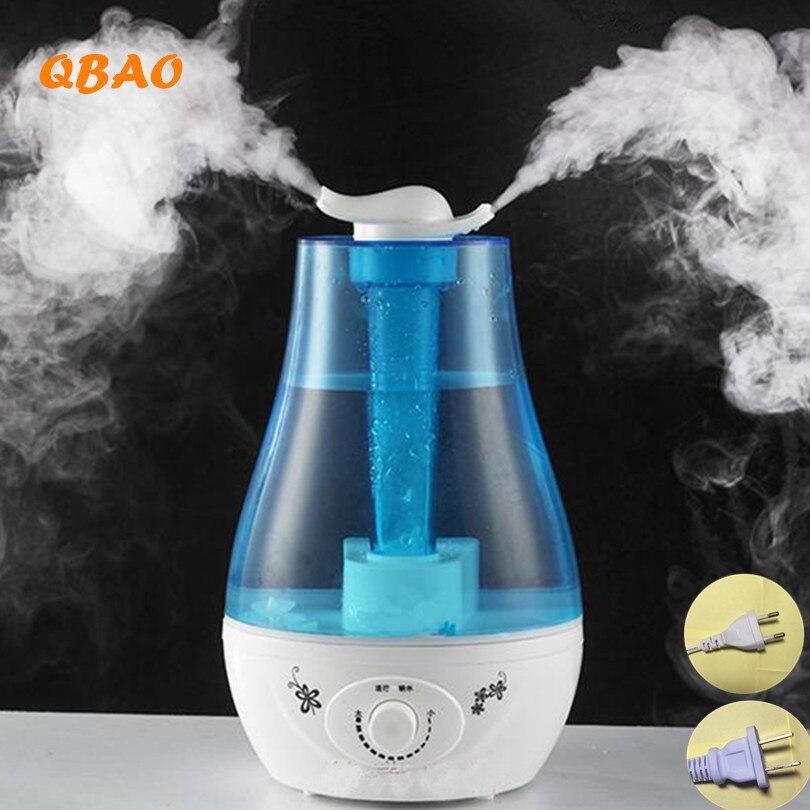 3L Ultraschall Luftbefeuchter Aroma Öl Diffusor 25 watt 110-240 V LED-Licht AromaHumidifier Haushaltsgeräte Ultraschall-nebel-hersteller Difusor