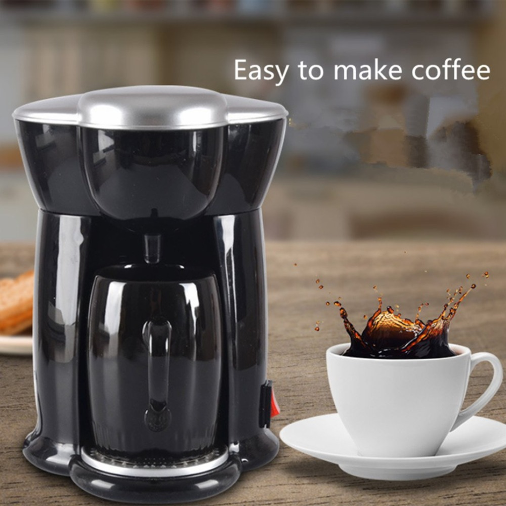 Mini Coffee Makers Electric Automatic Steam Coffee Machine For Home Cafe Making Coffee Maker Handheld Espresso MakerMini Coffee Makers Electric Automatic Steam Coffee Machine For Home Cafe Making Coffee Maker Handheld Espresso Maker