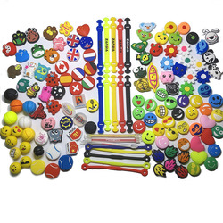 Varejo várias Amortecedores de Vibração da Raquete de Tênis Amortecedor Amortecedor para Reduzir Tenis