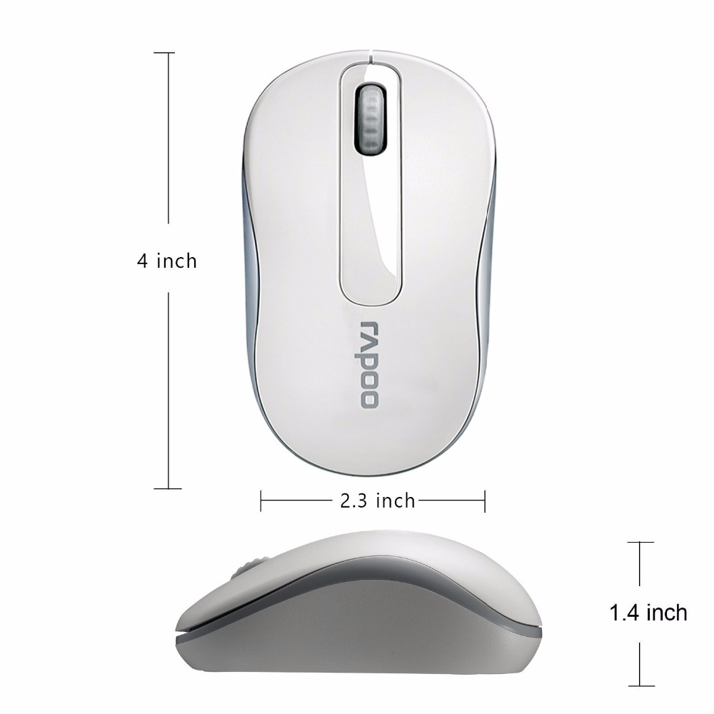 Original-Rapoo-2-4G-Mini-Optical-Wireless-Mouse-Reliable-1000DPI-Mice-with-Nano-USB-Receiver-for (2)