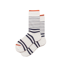 High Quality Brand Design Style Classic Stripe Pattern Business Male Socks Men Women Cotton
