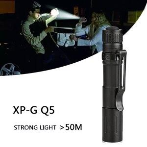 Image 2 - Led Flashlight Torch Litwod Lanterna Waterproof 2000lm Shock Resistant,Hard Light Bulbs Camping Q5 Adjustable 2000 Aluminum