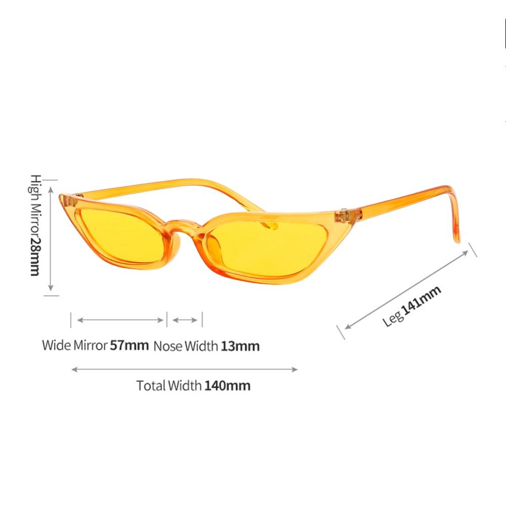 YOSOLO Motorcycle Glasses Riding Driving Eyewear Protective Gears Retro Small Frame Goggles Vintage Cat Eye Sunglasses UV400 Pakistan