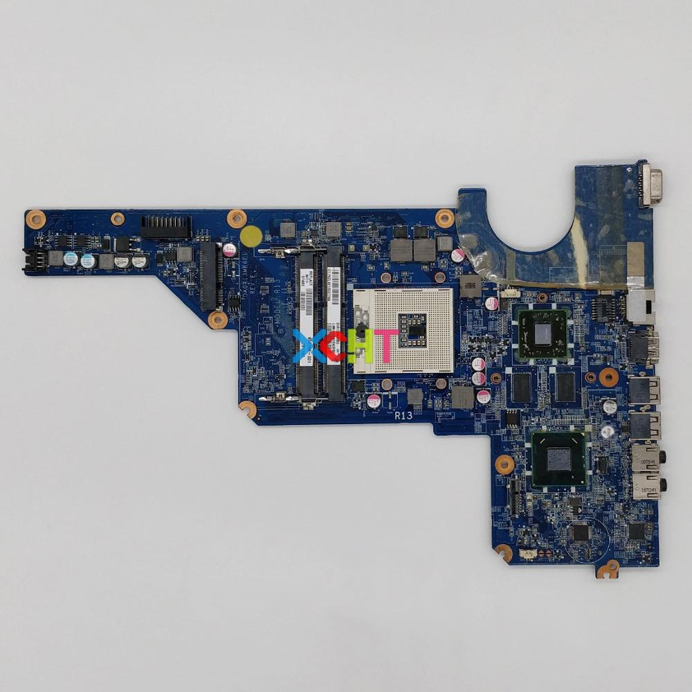 650199-001 DA0R13MB6E1 REV:E W 216-0809024 GPU For HP Pavilion G4 G6 G7 Series NoteBook PC Laptop Motherboard Mainboard