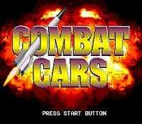Combat Cars 16 bit MD Game Card For Sega Mega Drive For Genesis