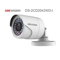 Hikvision 4MP Waterproof IR IP Camera English DS 2CD2042WD I replace DS 2CD2032F I DS 2CD2032 i DS 2CD2035 i