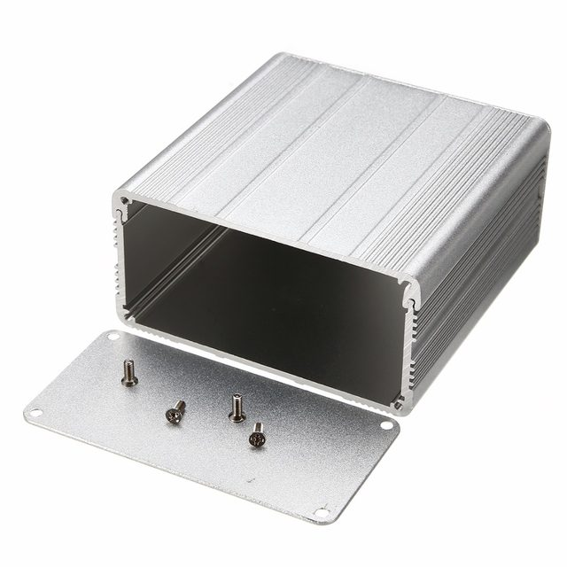 online shop extruded aluminum enclosure case electronic project diy rh m aliexpress com