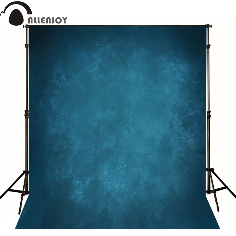 Allenjoy Thin Vinyl cloth photography Backdrop blue Indoor photography background cloth computer print can customized MH-079 allenjoy thin vinyl cloth photography backdrop blue background for studio photo pure color photocall wedding backdrop mh 076