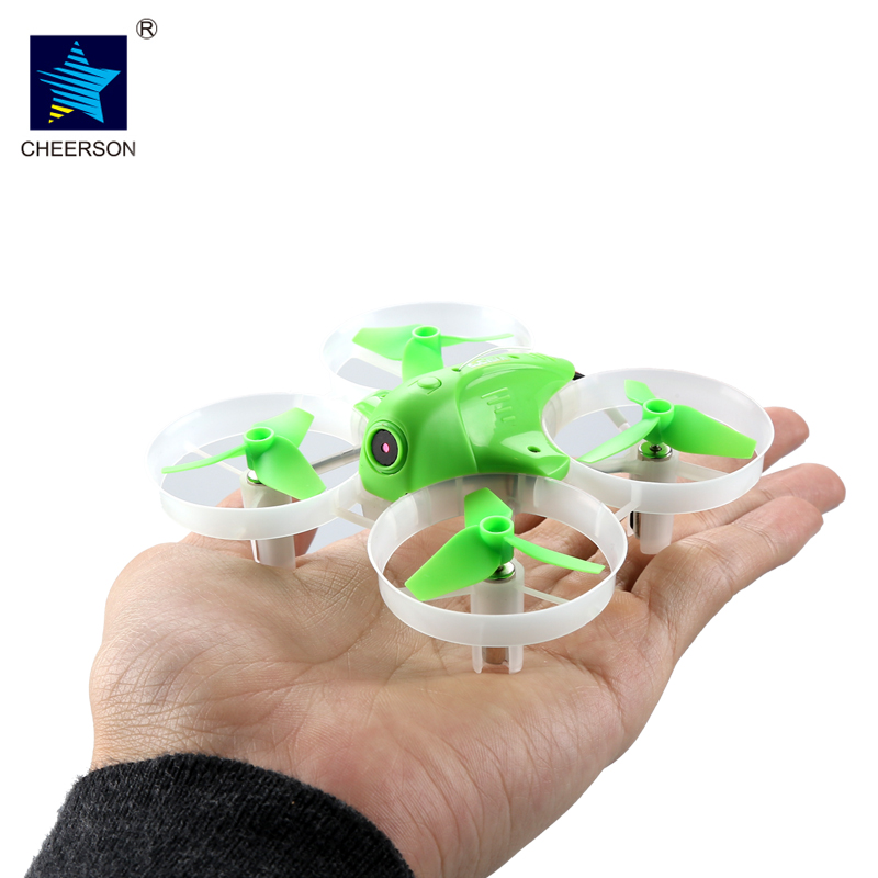 Original Cheerson CX-95W RC Helicopter TINY Droni With WiFi FPV Camera Racing Mini UFO Quadcopter Dron RTF Pocket Drone VS X600 cheerson cricket cx 17 mini wifi fpv rc quadcopter rtf black
