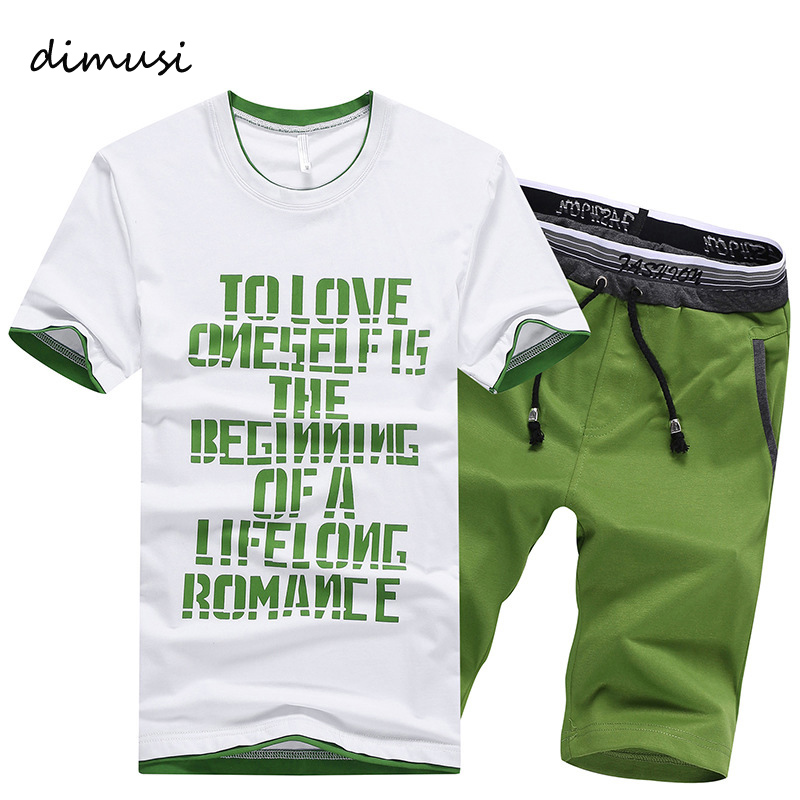 DIMUSI Summer Men Sportwear Sets Tracksuit Male Outwear Sweatshirts Patchwork Men Hoodies Stand Collar Male Tracksuit 4XL,TA050