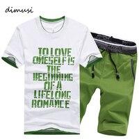DIMUSI Summer Men Sportwear Sets Tracksuit Male Outwear Sweatshirts Patchwork Men Hoodies Stand Collar Male Tracksuit