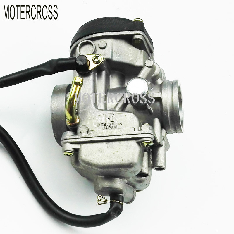 MOTERCROSS 30мм карбюратор показать LONCIN БАШАН 250сс ATV250 JS250 карбюратор, для ручного Qingqi QM250GY Подавятся Версия
