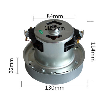 Vacuum Cleaner Parts 1800W Motor for Philip FC8199 FC8344 lg magic 4242 and D928 D929 D936 Accessories - discount item  7% OFF Home Appliance Parts