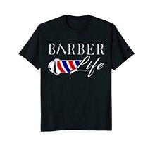 Summer Novelty Cartoon T Shirt Barber Life New Movie Fashion Classic Unique gift T-Shirt