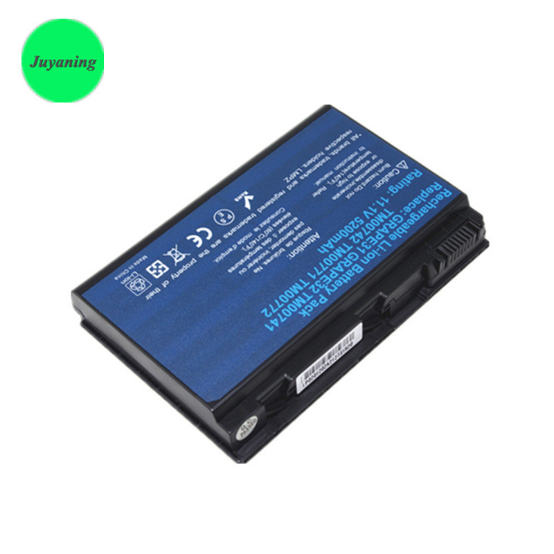 Juyaning Laptop <font><b>battery</b></font> For <font><b>ACER</b></font> Extensa <font><b>5210</b></font> 5220 5620Z TravelMate 5710 5730 5730G LIP6219VPC LIP6219VPC SY6 LIP6232CPC image