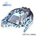 Cuerpo shell 31*17.6 hsp rc car buggy off road hobby 1/10 ELÉCTRICO de CONTROL REMOTO NITRO RC CARROCERÍAS de COCHES 10706 10707 106MA2