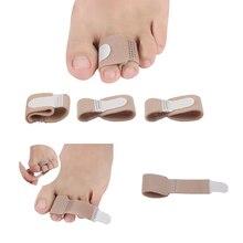 Insoles for Camping Toe-Hammer Hallux Valgus Corrector Bandage Splint-Wraps 2pcs