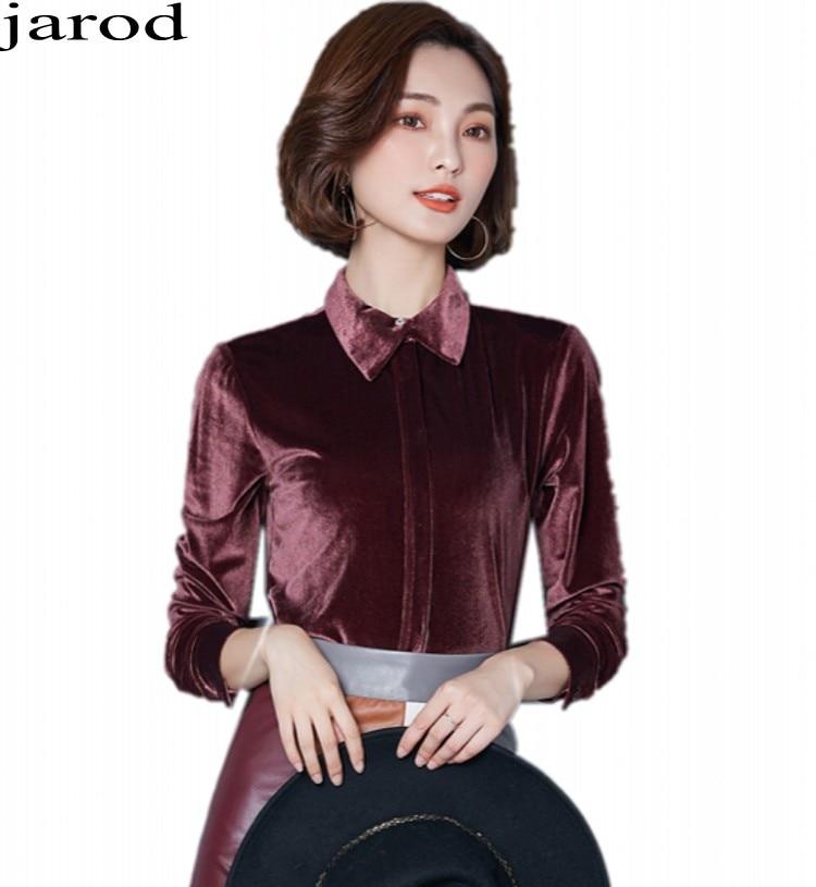 2017 Autumn Fashion font b women b font Top Casual font b Shirt b font Long