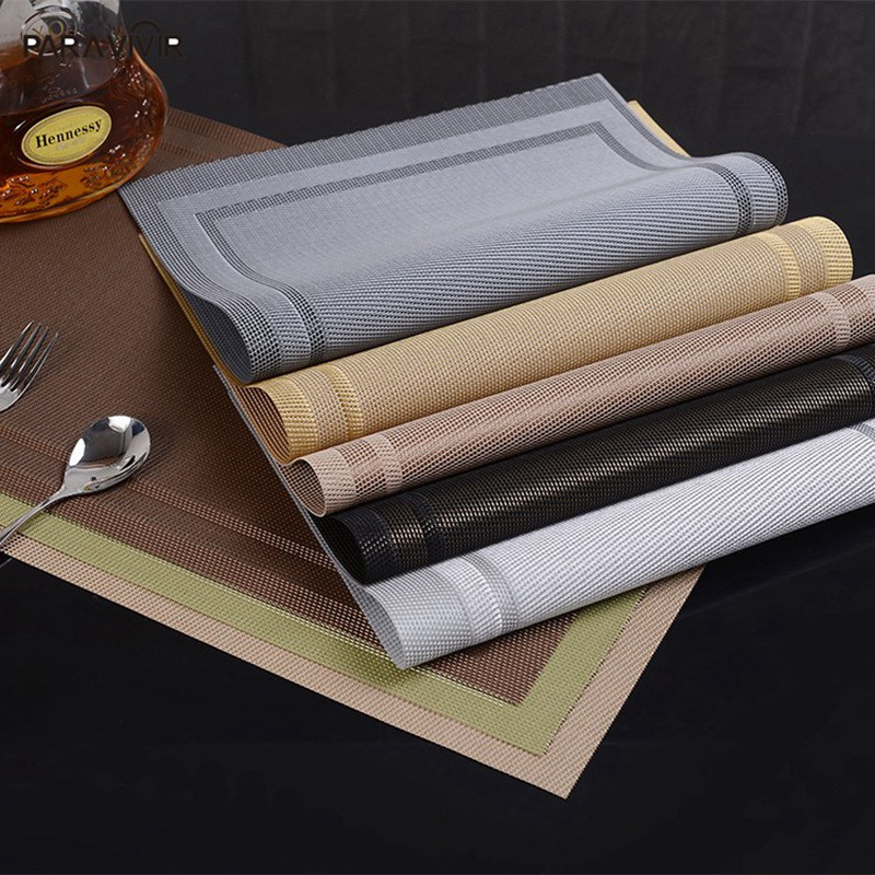 lot fashion dining font table mat room pads long island covers protectors cover