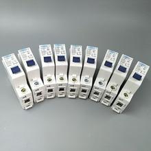 1P переменного тока выключатель TOB1-63 C Тип 230/400V~ 50 Гц/60 Гц Мини автомат защити цепи 3A 6A 10A 16A 20A 25A 32A 40A 50A 63A