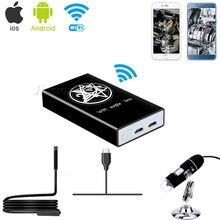 Беспроводной Wi-Fi микроскоп окно адаптер Интимные аксессуары для iphone iPad телефона Android Планшеты конвертер USB для цифровой эндоскоп