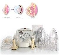 Сосания груди и вакуумный массаж приклад подъемная машина чашки вакуум груди ягодицы Кубок увеличение салон оборудования