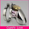Metal Stainless Steel Male Chastity Product,Lock Belt Small Cage Sex Toys For Men Close Your Penis