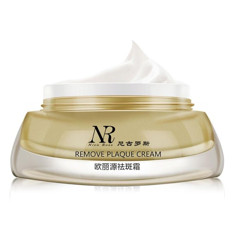 Efectos fuertes poderosa crema blanqueadora pecas eliminar pecas manchas oscuras cicatrices arrugas piel cuidado facial cosmético