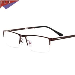 Image 5 - 2019 Titanium Alloy Business affairs Sun glasses Transition Photochromic Reading Glasses Men Presbyopia Glasses +1.0 To +6.0