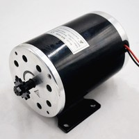 UNITEMOTOR 1000W Motor MY1020 for electric bike/Electric Tricycle scooter DIY MOTOR KIT